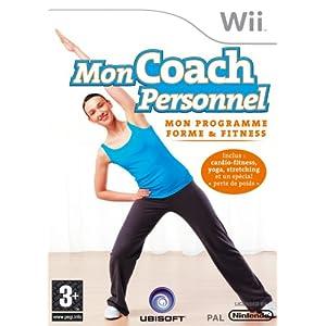 Mon Coach Personnel: Forme et Fitness Wii