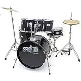 BRIGHTON DS200 BK Drumsets Standard drumkit