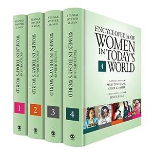 Encyclopedia of Women in Today's World