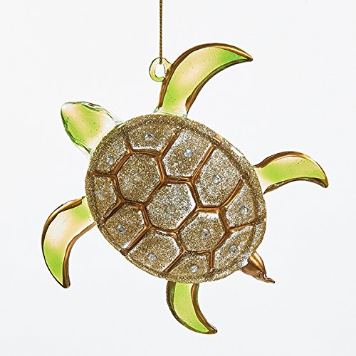 Sea Turtle Christmas Ornaments – Coastal Living Decor