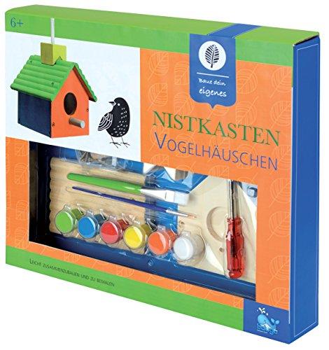 beluga holzspielzeug baue dein eigenes vogelhaus. Black Bedroom Furniture Sets. Home Design Ideas