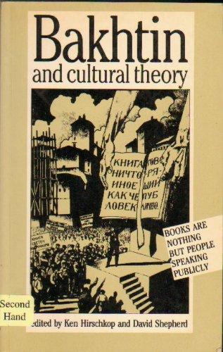 Bakhtin And Cultural Theory