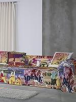Euromoda Foulard Sofá Retail (Multicolor)