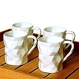 Devnow Porcelain Roccia Four Mugs Set