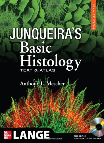 Junqueira'S Basic Histology: Text And Atlas, 12Th Edition