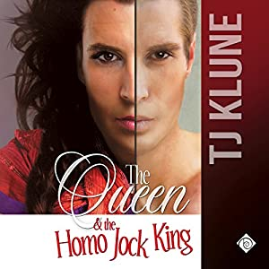 The Queen & the Homo Jock King Audiobook