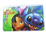 Lilo & Stitch Credit Card ID License Memory SD Card Slot Holder