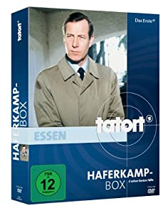 Tatort: Haferkamp-Box [3 DVDs]