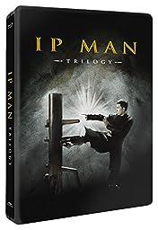 IP Man Trilogy: Limited Edition Steelbook Boxset [Blu-Ray]