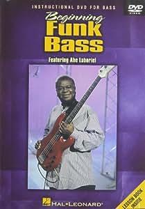 Beginning Funk Bass - DVD Featuring Abe Laboriel