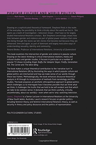 Gender, Violence and Popular Culture: Telling Stories (Popular Culture and World Politics)