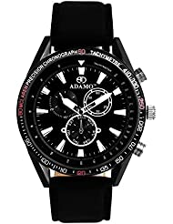 ADAMO MILITARY MEN'S WATCH AD29SL02