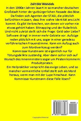 Zeit des Wandels: Volume 2 (Kommissar Kunstmann)