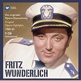 """Electrola-Querschnitte 1960-63von """"Fritz Wunderlich"""""""