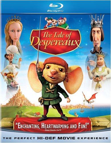The Tale of Despereaux / ����������� ������� (2008)