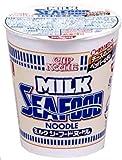 (お徳用ボックス)日清 カップヌードルミルクシーフードヌードル 83g*20食