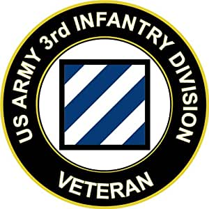 Army 3rd infantry patch