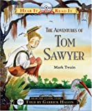 Image of The Adventures of Tom Sawyer (Hear It Read It Classics)
