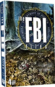 The FBI Files: Season 4 - AS SEEN ON DISCOVERY CHANNEL
