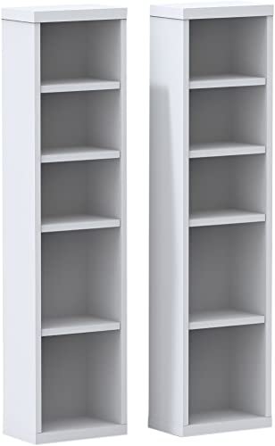 2-Set Nexera Liber-T Storage Tower