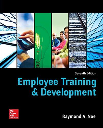 Employee Training & Development PDF Download Free