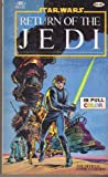 img - for Star Wars: Return of the Jedi (The Official Comics Version) book / textbook / text book
