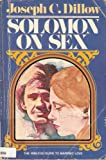 img - for SOLOMON ON SEX -The Biblical Guide to Married Love book / textbook / text book