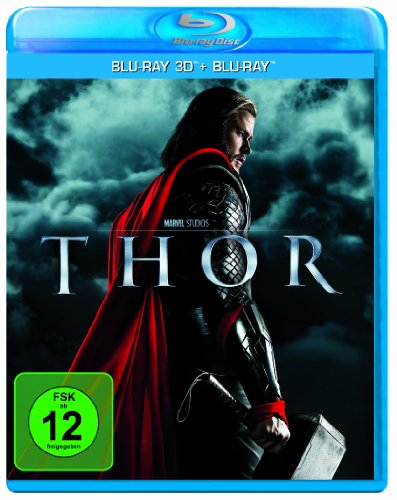 Thor (+ Blu-ray 2D) [Blu-ray 3D]