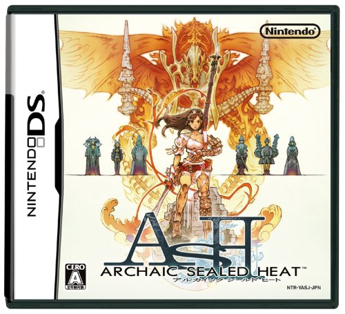Ash: Archaic Sealed Heat [Japan Import] - 1