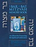 img - for Bar/Bat Mitzvah Memory Book: An Album for Treasuring the Spiritual Celebration by Rabbi Jeffrey K. Salkin (2006-06-15) book / textbook / text book