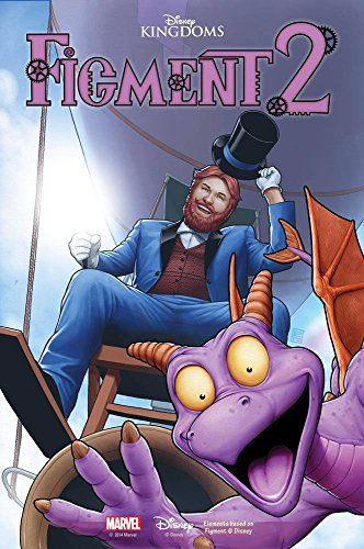 FIGMENT 2 #1 (of 5) (First Printing) (PRE-ORDER! Expected ship/release date: 9/2/2015) PDF