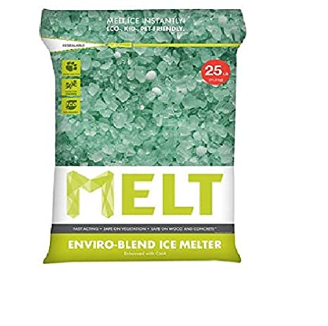 Snow Joe MELT25EB Melt Premium Enviro Blend Ice Melter