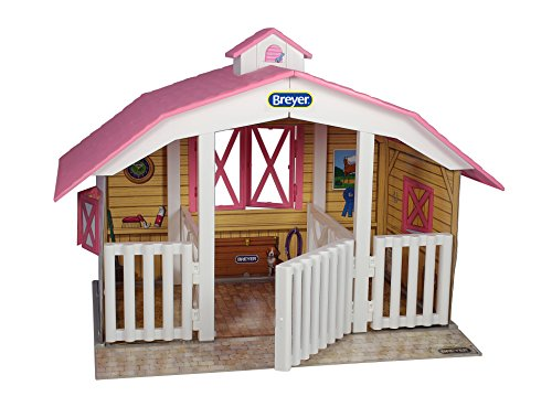 Breyer Classics 3 Horse Stable (Breyer Classic Stable compare prices)
