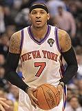 Carmelo Anthony 8 X10 Photo Banner Nba New York Knicks #01