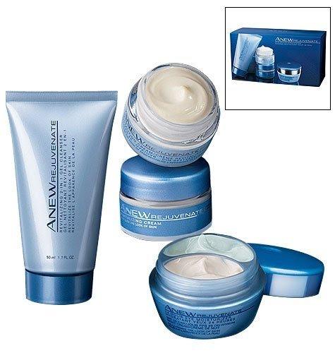 Avon Avon Anew Rejuvenate Skin Revitalizing System