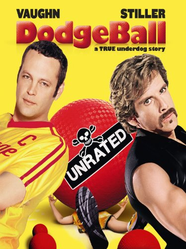 Dodgeball Cover
