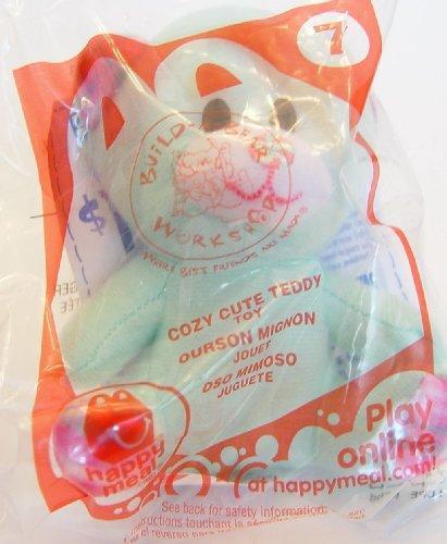 McDonalds Build a Bear 2013 #7 Cozy Cute Teddy - 1