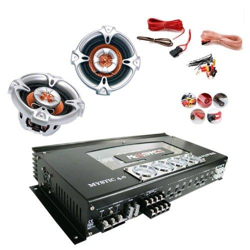 2700W Auto Musikanlage HIFI SET Endstufe Verstärker