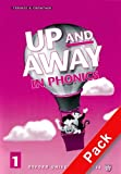 Up and Away in Phonics 1 Phonics Book W/CD