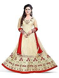 Navabi Export Anarkali Dress Material (hit sayali)