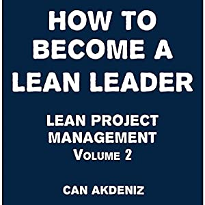 How to Become a Lean Leader Audiobook