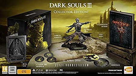 Dark Souls 3 Collectors Edition (PS4)