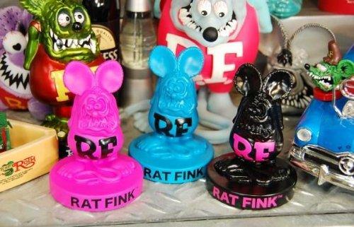 ラットフィンク OLDスタイルスタチュー 3色(ピンク)