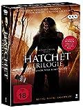 Hatchet 1-3 – Box mit allen 3 Teilen (3 DVDs)