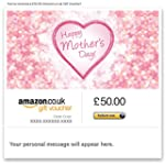 Mother's Day (Heart) - E-mail Amazon....
