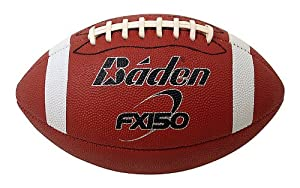 Baden Junior Sewn Rubber Football at Sears.com