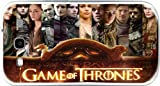 Game of Thrones HBO Collage Montage Dragon Girl phone case for iPhone 4S 5S 5C Samsung Galaxy S3 S4 (Samsung Galaxy S3)