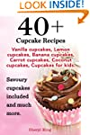 40 Cupcake Recipes: Cupcakes Recipe Book