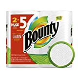 Bounty Paper Towels Huge Rolls