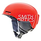 Smith Maze Ski Helmet - M, Red (Blaze Team)